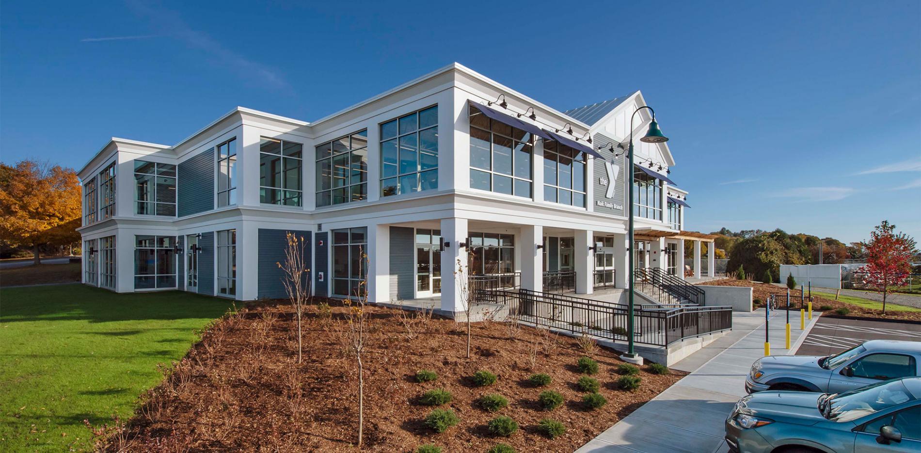 Ocean Community YMCA building