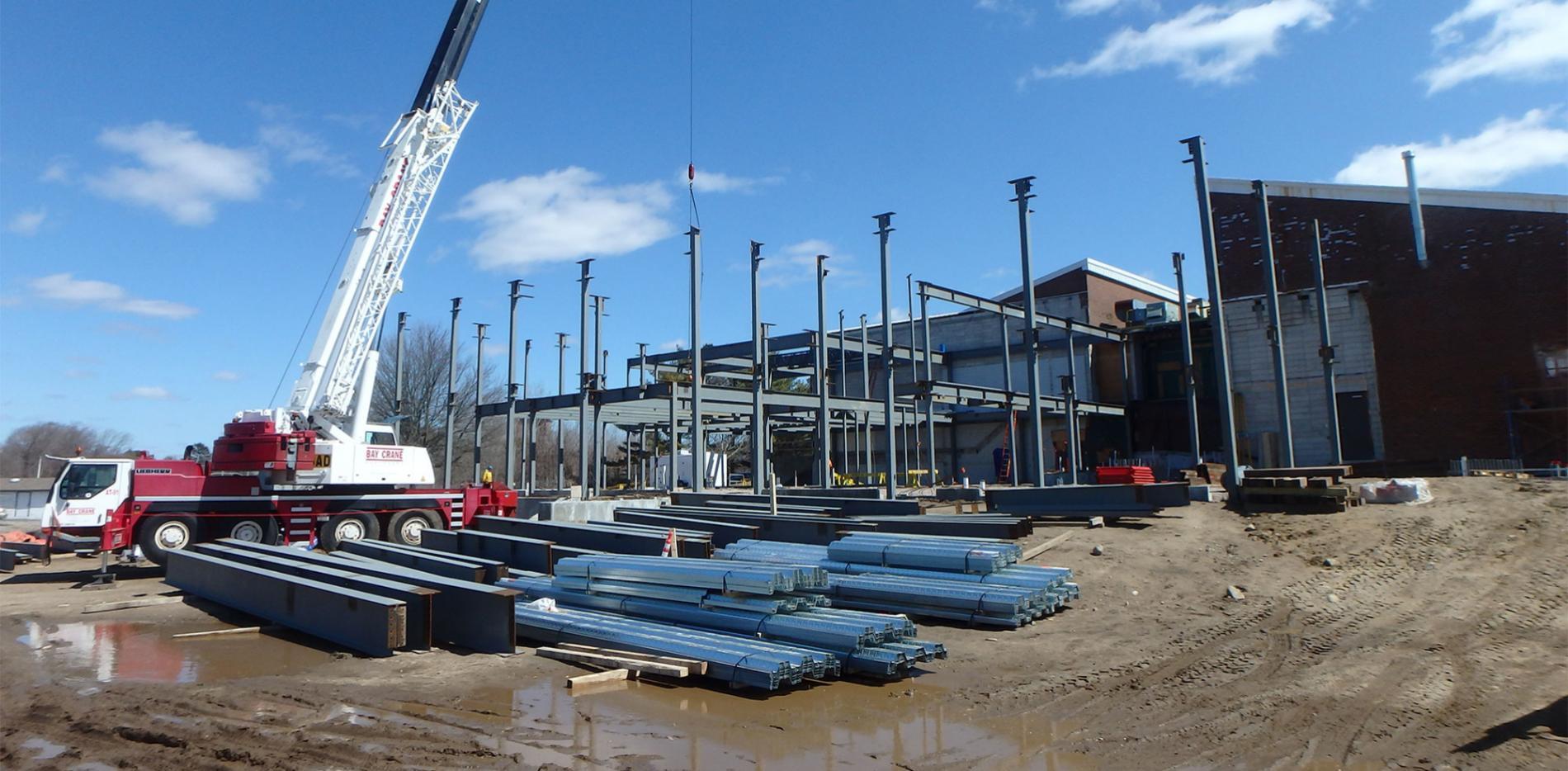 Ocean Community YMCA new construction